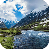 Mountains Jigsaw Puzzle Nature