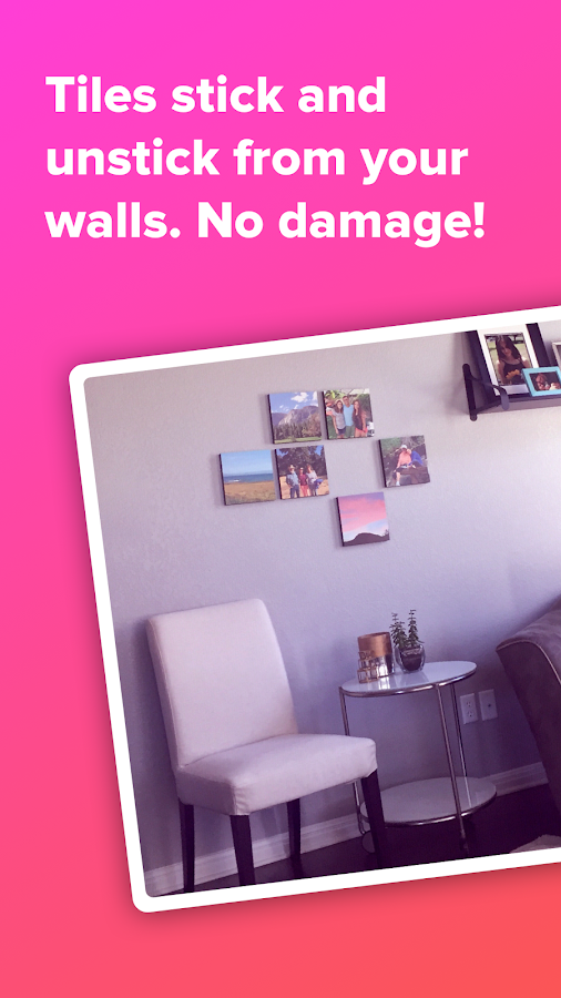 Mixtiles - Collage Wall Art- screenshot