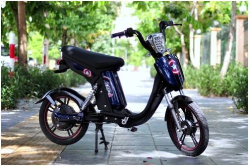 Xe đạp điện HkBike Cap – A