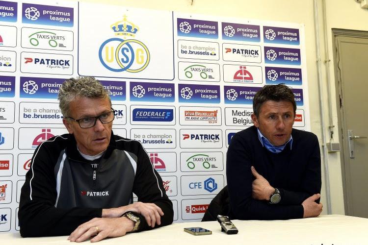 """Gevaert, le coach de l'Antwerp, ne comprend pas: """"Stress ? Peur de décevoir des gens ?"""""""