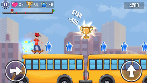Skater Boy 2 1.6 screenshots 4