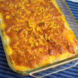 Ham and Cheese Casserole Recipe