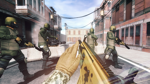 Army Commando Counter Terrorist apkmind screenshots 2