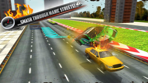 Cars - Unstoppable Speed X - screenshot