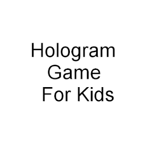 Cartoon Hologram Game Joke - náhled