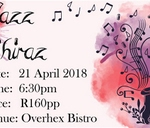 Jazz & Shiraz : Overhex Winery & Bistro