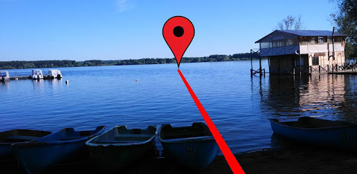 For save your places and routes, navigation,  work in the background.
