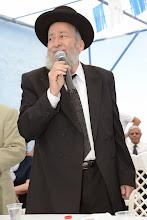 Photo: הרב אשר זמל  רבה של המועצה האזורית לב השרון