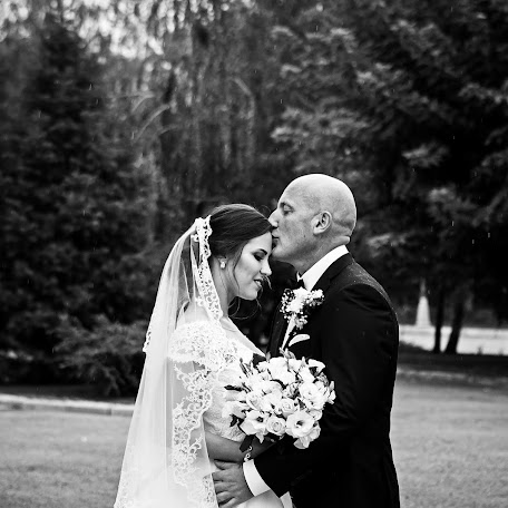 Wedding photographer Katya Tkach (Anelissa). Photo of 08.12.2017