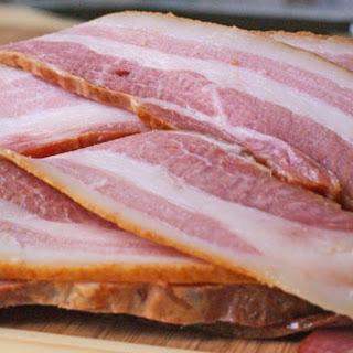Agave & Bourbon Smoked Bacon