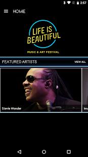 Life is Beautiful Festival '15- screenshot thumbnail