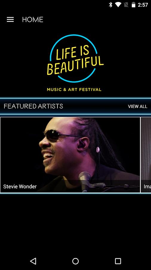 Life is Beautiful Festival '15- screenshot