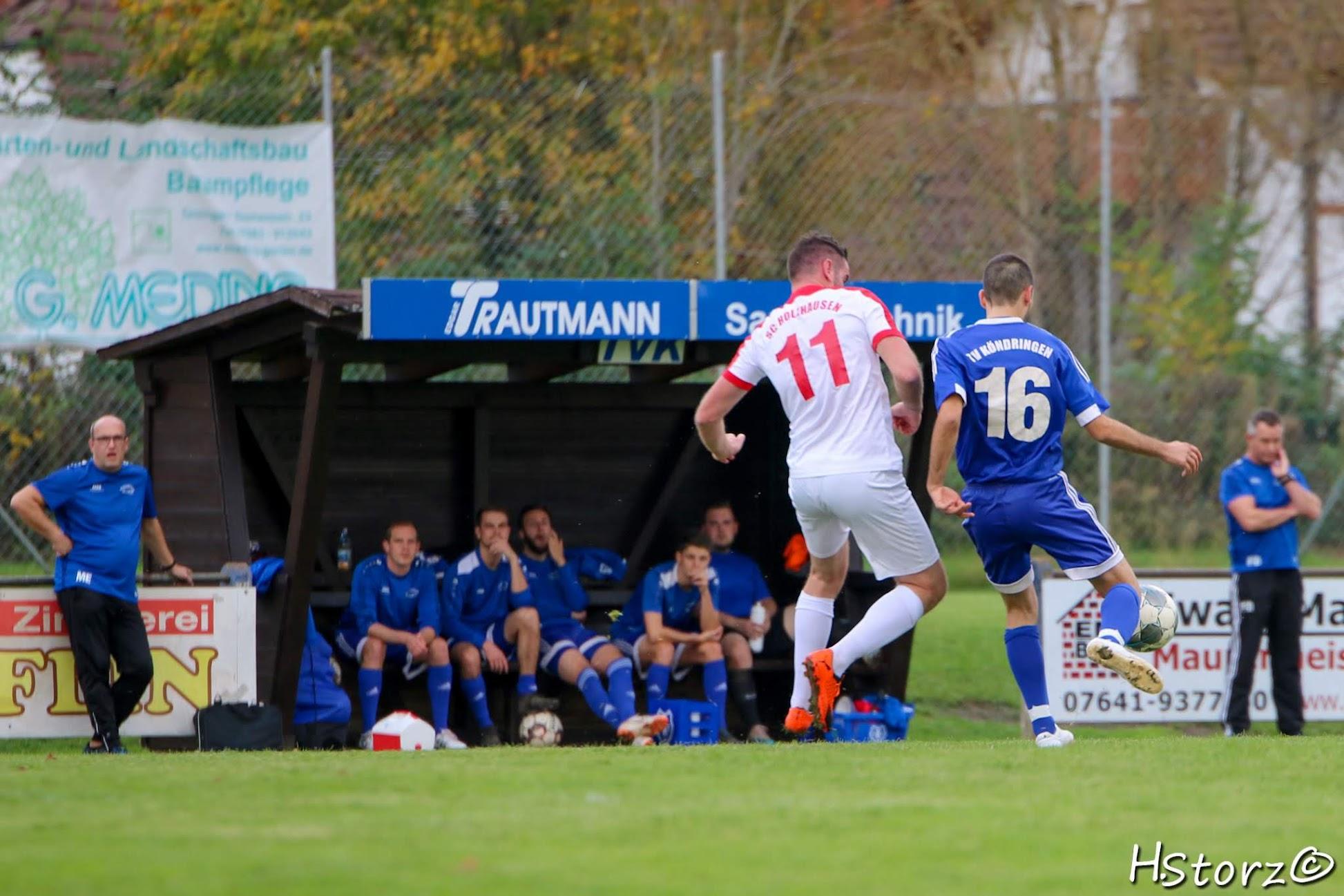 TVK I – FC Denzlingen II  3:3 (1:1)