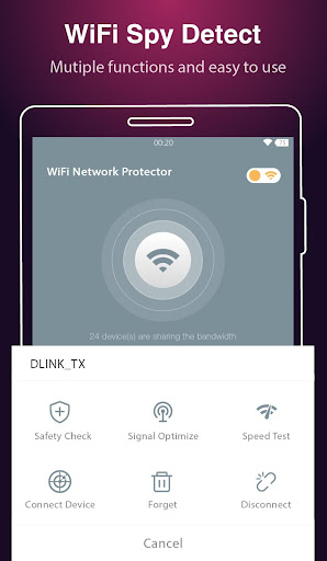 Download WiFi Network Protector for PC