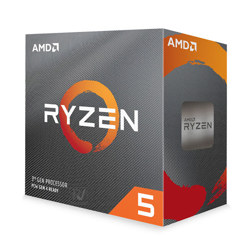 Bộ vi xử lý/ CPU AMD Ryzen 5 3600 (3.6/4.2 GHz)