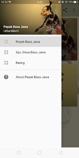 Pepak Basa Jawa 1.1 screenshots 1