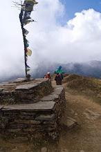 Photo: The pass above Ghorepani