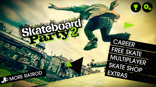 Skateboard Party 2  screenshots 2