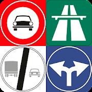 Segnaletica stradale dell'Italia: quiz sul CDS