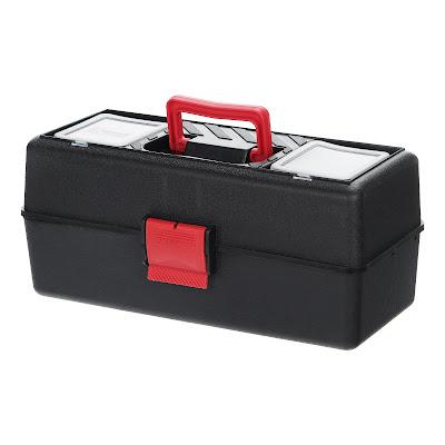 Ящик пластиковый для инструментов Fumasi 30х12х14