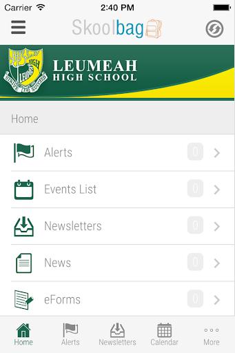 玩免費教育APP|下載Leumeah High School app不用錢|硬是要APP