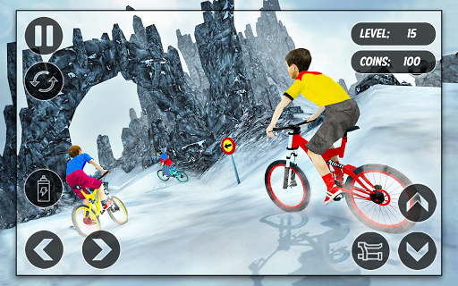 BMX Cycle Race screenshot 4