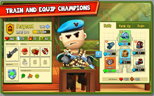 The Troopers: minions in arms screenshot 6