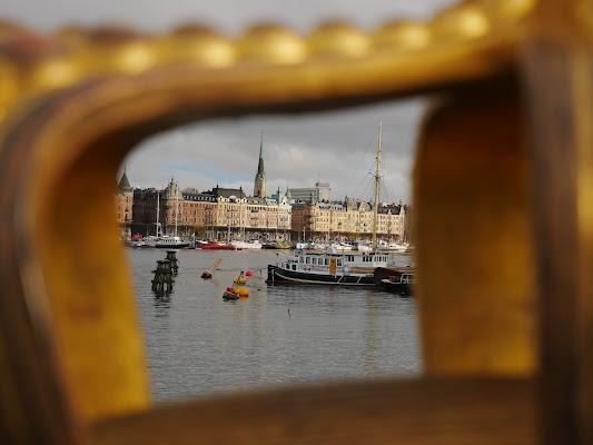 Francobollo di Stoccolma di 7cla7