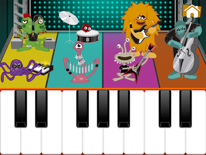 Kids Piano Melodies- screenshot thumbnail
