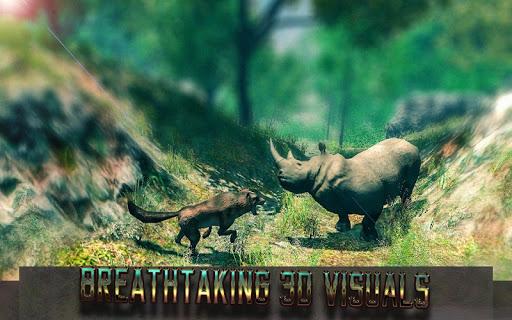 ハンティング野生動物