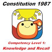 Constitution 1987: Level 1
