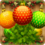Christmas Tree Fun Bells Icon