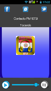 Radio Contacto FM- screenshot thumbnail