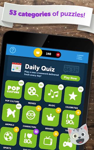 Crossword Quiz - Crossword Puzzle Word Game! apkmr screenshots 11