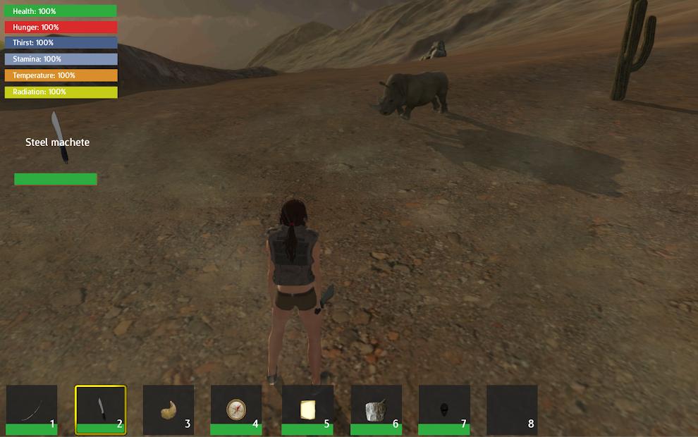 Thrive Island - Survival Throwback screenshot 13
