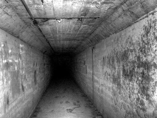 Túnel de la muerte del Sanatorio Waverly Hills