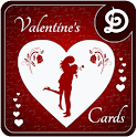 Valentine's Cards Maker & SMS icon