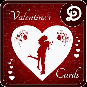 valentines cards maker sms