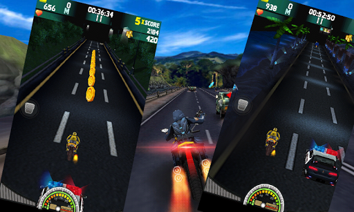 Moto Game Fast Racing