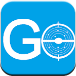 Go Live Radar Map Icon