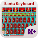 Santa Keyboard icon