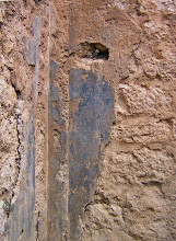 Photo: Arykanda, Roman Baths with traces of paint .......... Romeinse Thermen met verfsporen