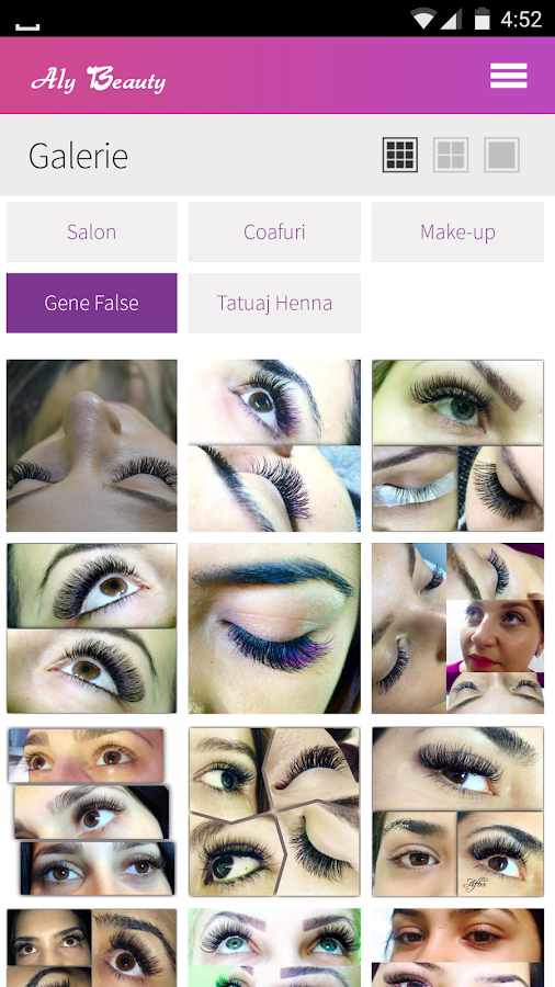 Aly Beauty Salon- screenshot