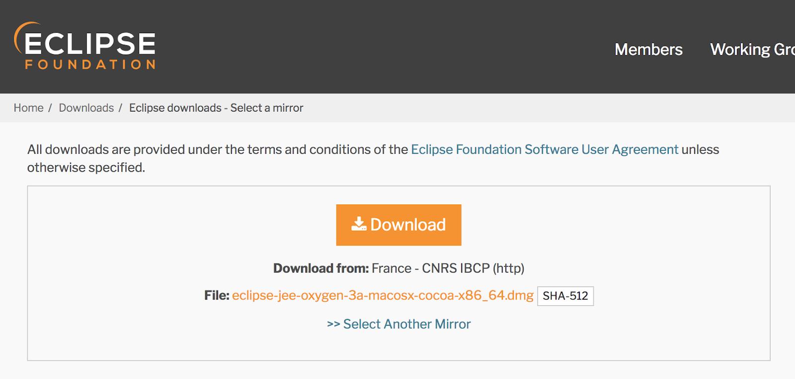 REST Api with Java/SpringBoot → Setup the Development Environment