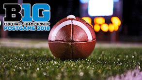 B1G Football Championship Postgame 2018 thumbnail