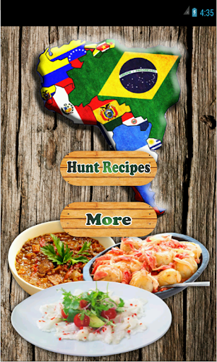 South American Food Recipes