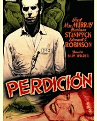 Perdición (1944, Billy Wilder)