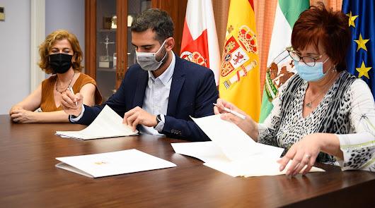 El Ayuntamiento de Almería firma un nuevo convenio con A Toda Vela