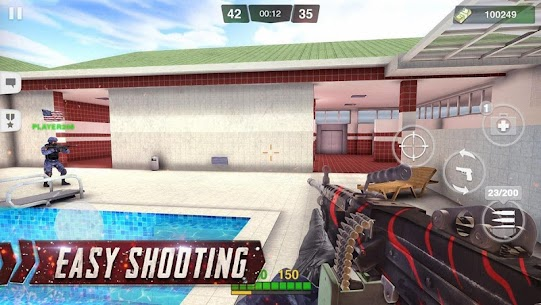 Special Ops: FPS PvP War-Online gun shooting games 1.96 APK Mod for Android 3