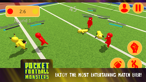 Pocket Football Monsters for PC